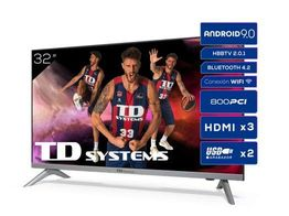televisor led td systems k32dlj12hs