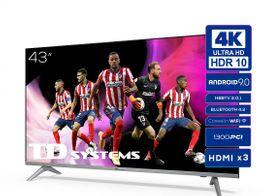 televisor led td systems k43dlj12us