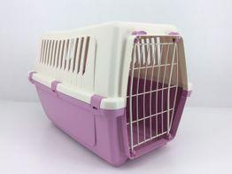 transportin de perros otros rosa