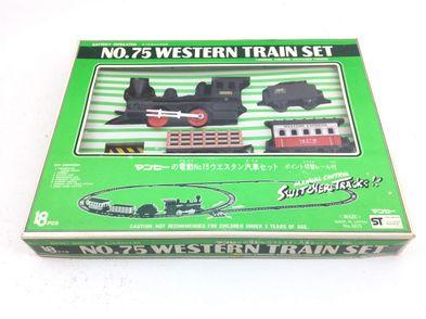 trenes miniatura otras escalas otros no.75 wetern train set
