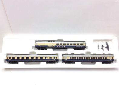 vagon escala h0 otros set 3 vagones rheingold 50 años 1962-2012