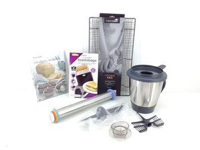 vaso thermomix kit sin gluten