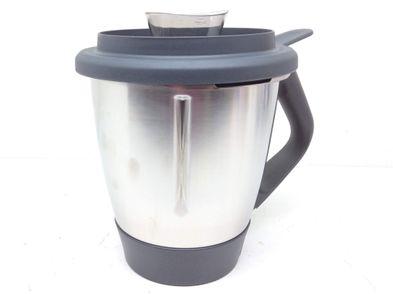 vaso vorwerk vaso con cuchillas, tapa y cubilete