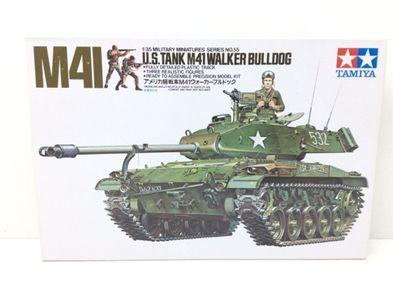 vehiculo militar tamiya m41