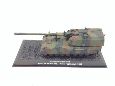 veículo militar outros panzerhaubitze 2000