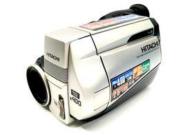 videocamara analogica hitachi vm-558le