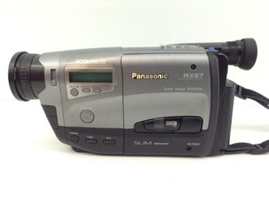 videocamara analogica panasonic rx67