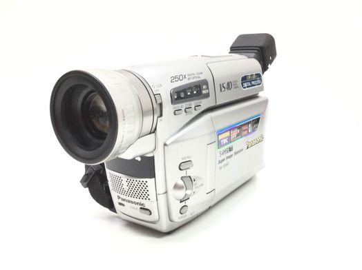 videocamara analogica panasonic nv-vs40eg