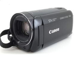 videocamara digital canon hf r806