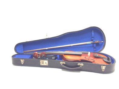 violin otros faciebat anno 1713