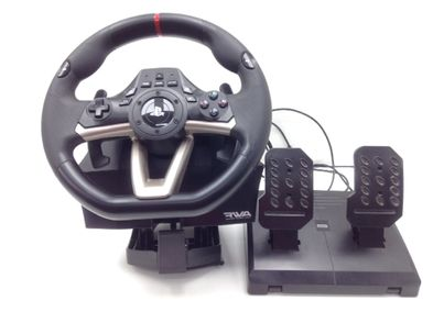 volante ps4 hori rwa racing whell apex