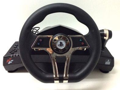 volante ps4 hurricane wheel flashfire