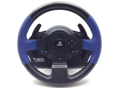 volante ps4 thrustmaster t150