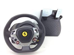 volante ps4 thrustmaster tx racing wheeñ ferrari 458