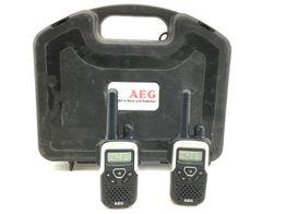 walkie talkie aeg voxtel r320