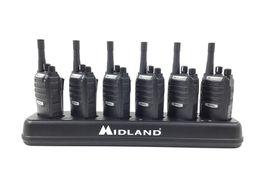 walkie talkie midland br-02 six